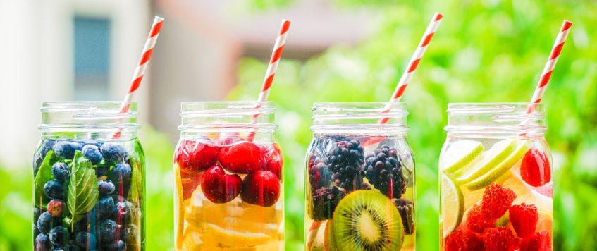 Nos 4 recettes désaltérantes préférées pour l'été!